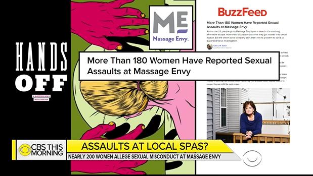 Chuyên viên massage Envy bị cáo buộc tấn công tình dục hơn 180 phụ nữ