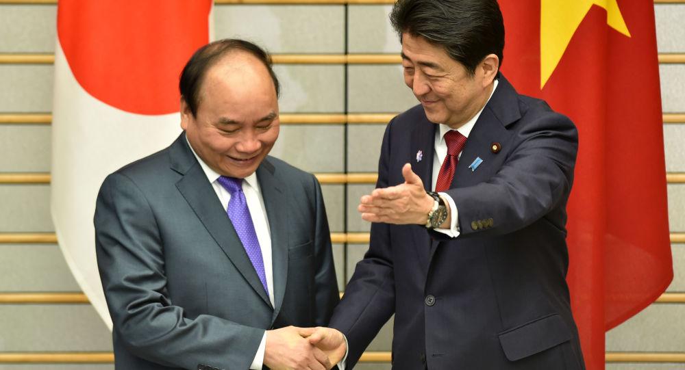 Nhật – Việt đồng ý hợp tác thúc đẩy hiệp ước TPP không có Hoa Kỳ