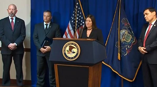 Tòa án Hoa Kỳ kết án 3 người Hoa Lục vì đột nhập vào Siemens, Trimble và Moody's