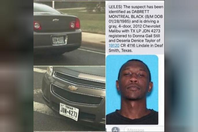 Cảnh sát tiểu bang Texas bị bắn chết, nghi can bị bắt giữ sau cuộc truy lùng