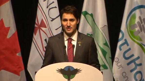 Thủ tướng Canada Justin Trudeau xin lỗi vì chương trình tách rời trẻ em thổ dân khỏi gia đình