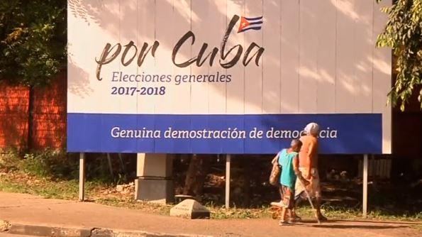 Người Cuba mong chờ bầu cử để kết thúc 60 năm cầm quyền của dòng họ Castro