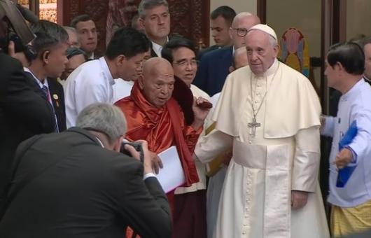 Đức Giáo Hoàng Francis kêu gọi tôn trọng nhân quyền và công lý cho tất cả mọi người
