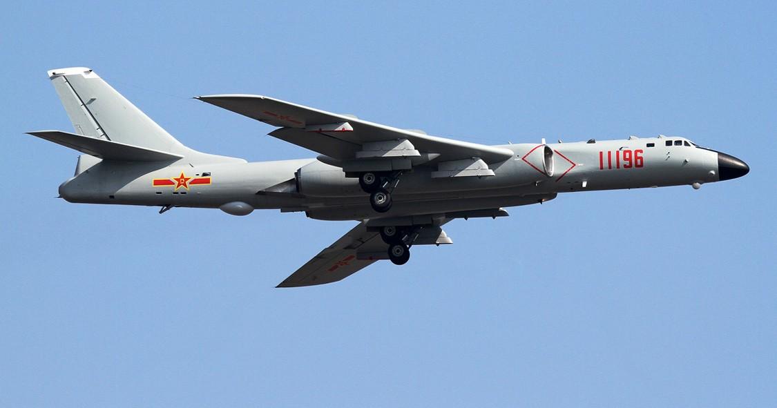Chuyến bay của oanh tạc cơ Trung Cộng gần đảo Guam: lời nhắn của Bắc Kinh tới Washington