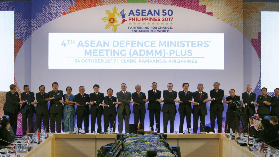 CSVN không tham dự diễn tập hải quân giữa Trung Cộng và khối ASEAN