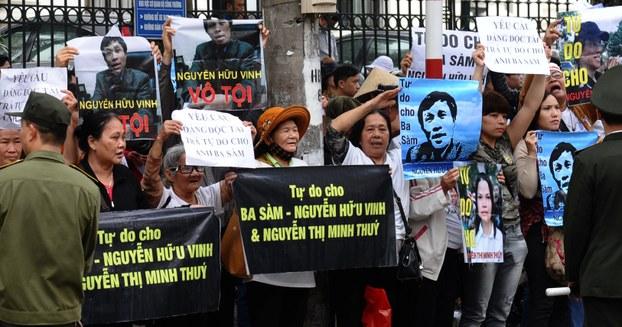 Human Rights Watch kêu gọi Liên Âu áp lực CSVN trước đối thoại nhân quyền