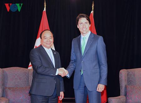 Thủ Tướng Canada sẽ nêu vấn đề nhân quyền khi đến Việt Nam