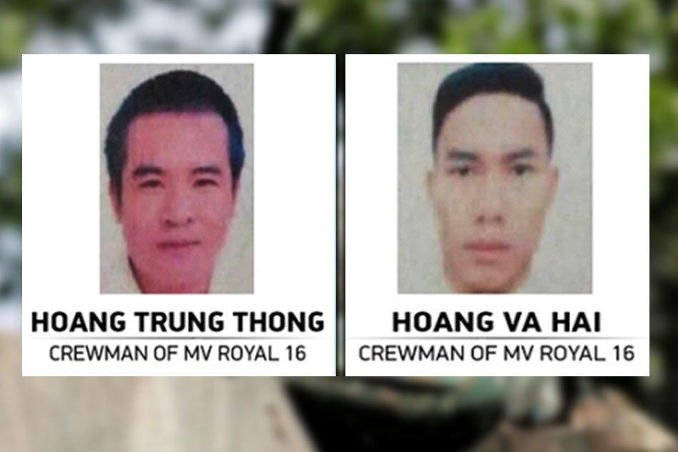 3 thủy thủ Việt Nam được Philippines giải cứu khỏi tay Abu Sayyaf, 1 đã chết