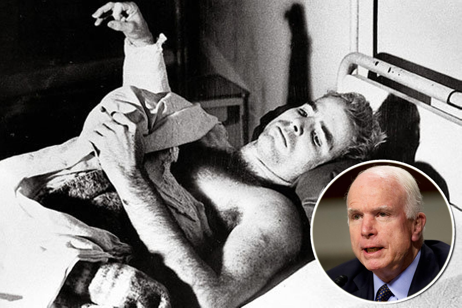 TNS McCain 'buồn' vì ông Trump không nhắc đến nhân quyền ở Việt Nam