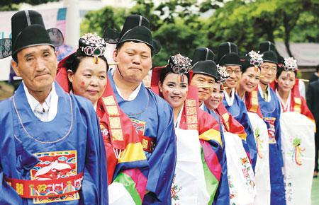 Cô dâu việt ở Nam Hàn lần đầu tiên trở thành nhóm cô dâu ngoại quốc đông nhất