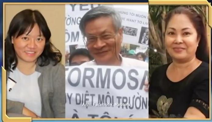 15 tổ chức xã hội dân sự lên án việc bắt cóc 3 nhà hoạt động gặp phái đoàn Liên Âu