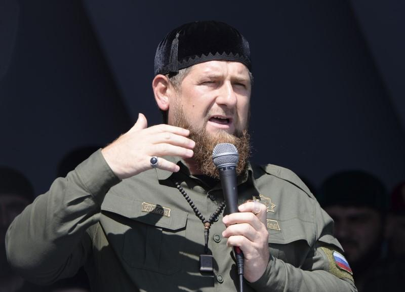 Lãnh tụ Chechnya tuyên bố sẵn sàng từ chức và điện Cẩm Linh sẽ tìm người kế nhiệm