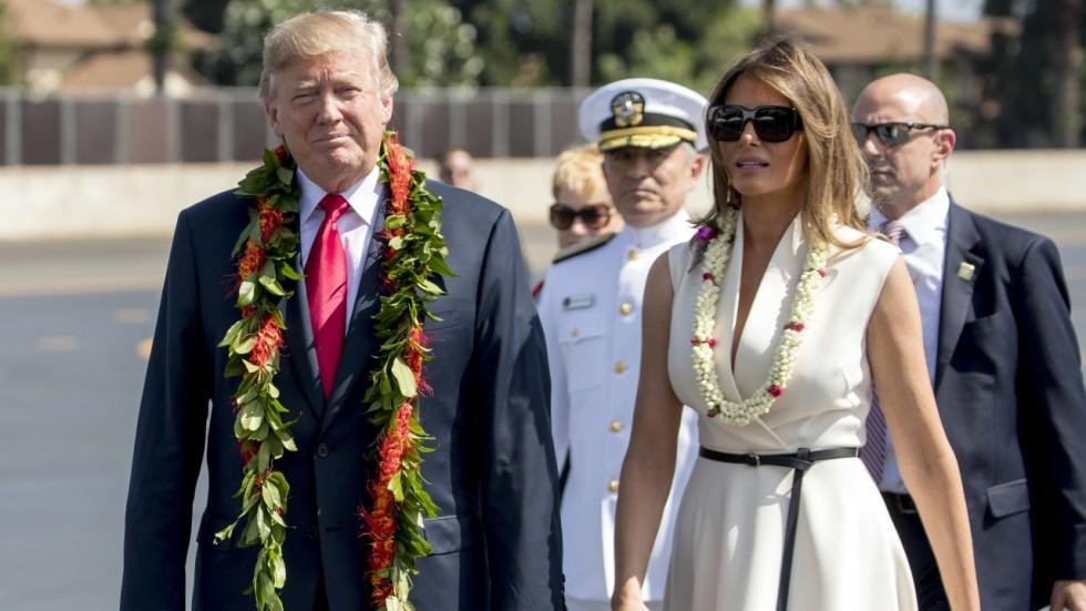 Tổng thống Trump kéo dài chuyến công du để tham dự hội nghị thượng đỉnh Đông Á