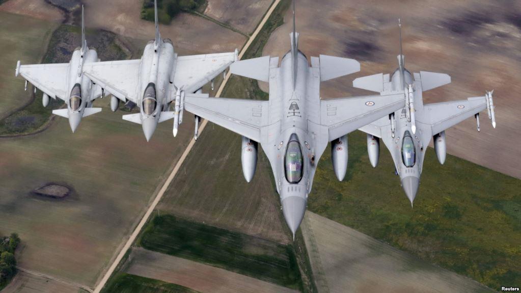 Lithuania muốn NATO lắp đặt vũ khí chống chiến đấu cơ để đối phó với Nga