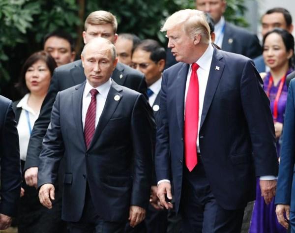 Nga trách an ninh Hoa Kỳ thiếu linh hoạt nên Putin không gặp được Trump tại Đà Nẵng