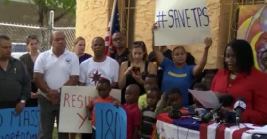 Hoa Kỳ sẽ chấm dứt chương trình cấp phép tạm trú cho dân Haiti