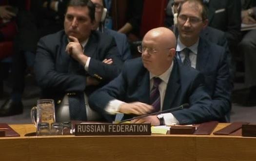 Nga phủ quyết dự thảo nghị quyết gia hạn điều tra vũ khí hóa học ở Syria