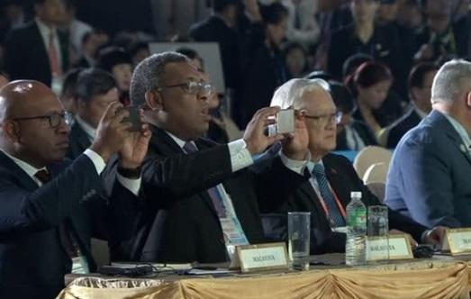 Cuộc họp về TPP không diễn ra như kế hoạch ở Đà Nẵng