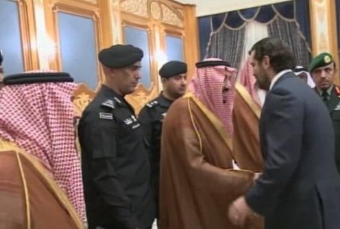 Thủ tướng Lebanon Hariri yết kiến quốc vương Saudi Arabia