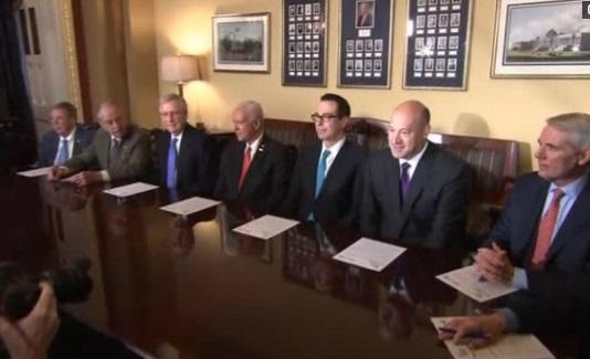Cộng Hòa Thượng Viện công bố dự luật thuế