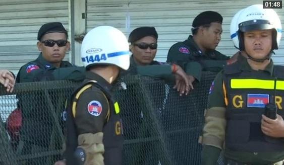 Tòa án tối cao Cam Bốt giải tán đảng đối lập, cấm thành viên cao cấp tham gia chính trị