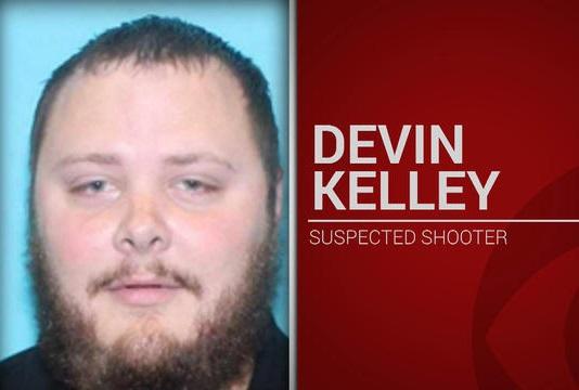 Hung thủ nổ súng ở nhà thờ Texas là cựu quân nhân không lực hoa kỳ
