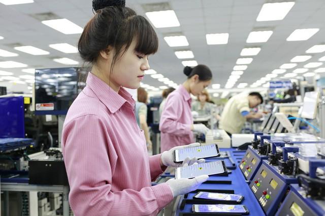 Tổ chức Lao Động Quốc Tế được báo cáo về môi trường làm việc của Samsung tại Việt Nam