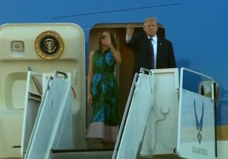 Chuyến thăm Trung Cộng của tổng thống Trump vừa là cơ hội, vừa là rủi ro cho doanh nhân Hoa Kỳ