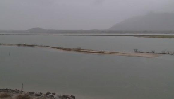 Bão số 14 suy yếu thành áp thấp đổ bộ vào Ninh Thuận và Bình Thuận