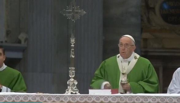 Đức Giáo Hoàng nhắc nhở giúp đỡ người nghèo là sổ thông hành đến thiên đường