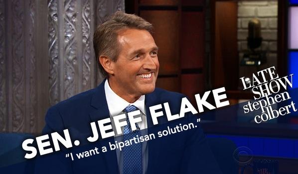 """Dân biểu Jeff Flake: Đảng Cộng Hòa sẽ bị """"nướng"""" nếu có đại diện là Trump và Moore"""