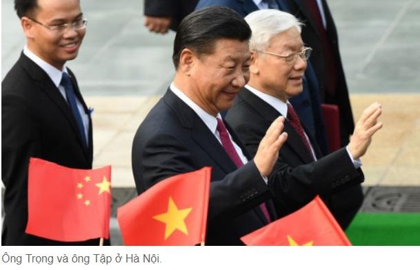 Hậu APEC: Chính trường Việt Nam 'sẽ có kịch hay'? (Phạm Chí Dũng (VOA- 20/11/2017)
