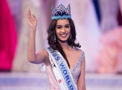 Người đẹp Ấn Độ Manushi Chhillar giành vương miện hoa hậu thế giới 2017