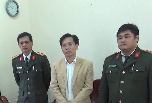 Nhiều lãnh đạo cao cấp tại Sơn La bị bắt