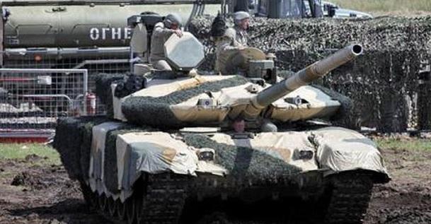 Nga cho Việt Nam vay nợ để mua xe tăng