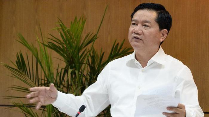 Ông Đinh La Thăng bị bắt giam và khởi tố