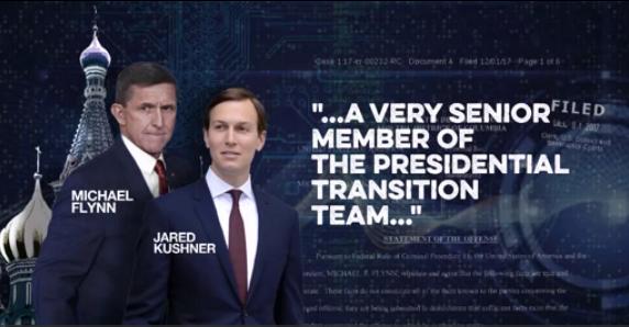 Kushner, McFarland nói chuyện với ông Flynn về Nga