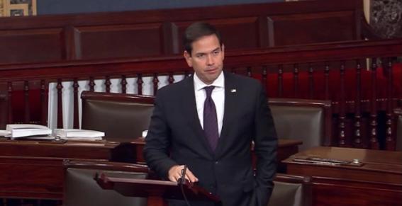 Thượng nghị sĩ Marco Rubio thừa nhận đảng Cộng Hòa sẽ cắt giảm An Sinh Xã Hội và Medicare sau khi dự luật thuế được thông qua