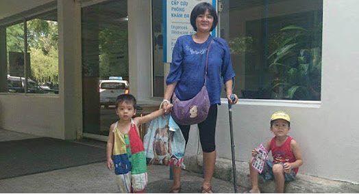 Phiên xử phúc thẩm Trần Thị Nga: y án 9 năm tù