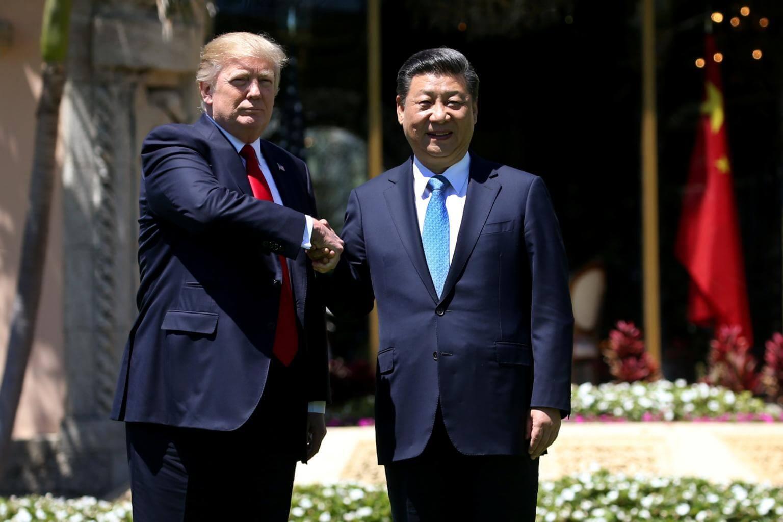 Quan hệ Mỹ-Trung căng thẳng dưới thời tổng thống Trump