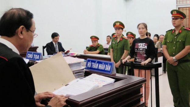 Đặc ủy Nhân quyền Đưc 'đau buồn và phẫn nộ' vì án phúc thẩm đối với Mẹ Nấm