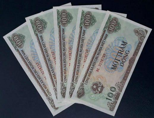 Giới chức ngân hàng nhà nước xác nhận không thiếu tiền 100 đồng