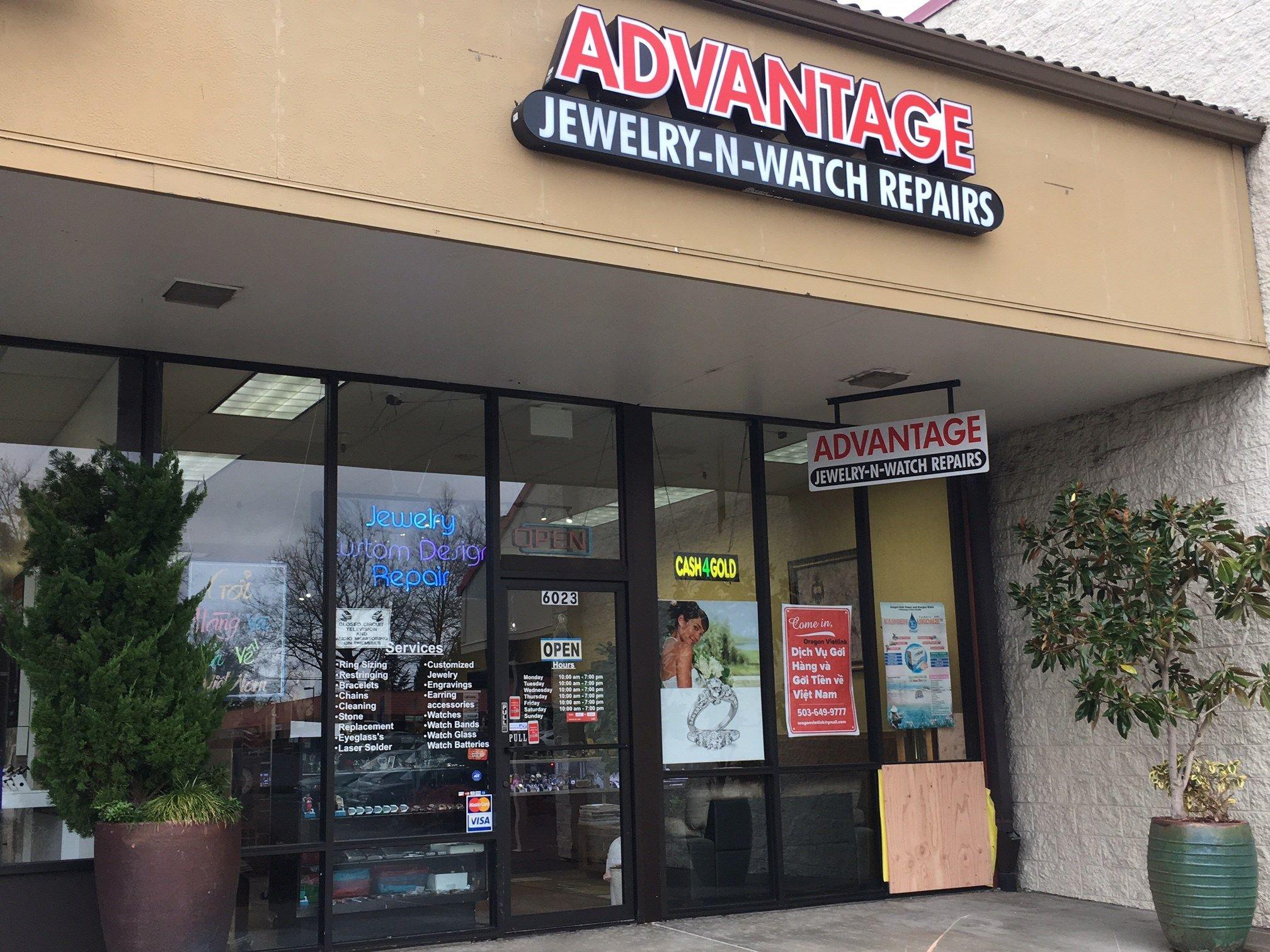 Tiệm của gia đình Việt ở Oregon bị trộm $25,000 đồng hồ và trang sức trong 3 phút
