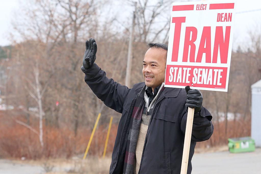 Ông Dean Trần đắc cử thượng nghị sĩ tiểu bang Massachusetts