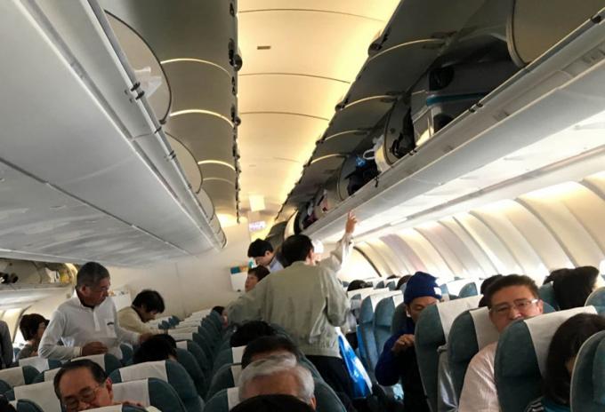 8 năm tù cho khách Trung Cộng trộm tiền trên khoang thương gia Vietnam Airlines