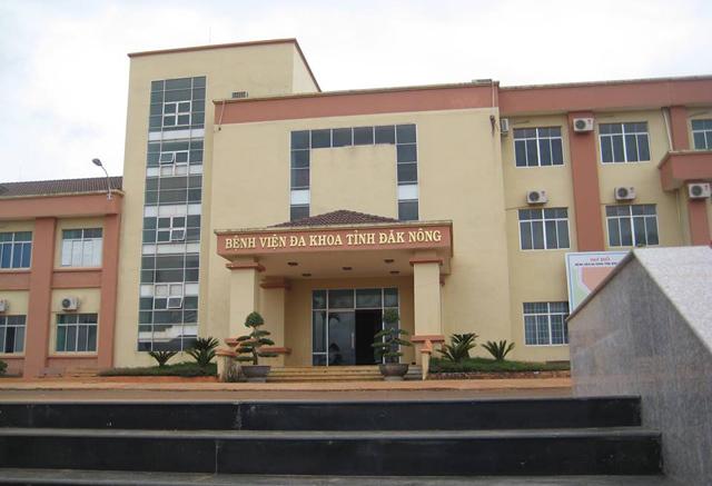 Giám đốc bệnh viện tỉnh Đắk Nông dùng bệnh tâm thần để tránh bị truy cứu hình sự