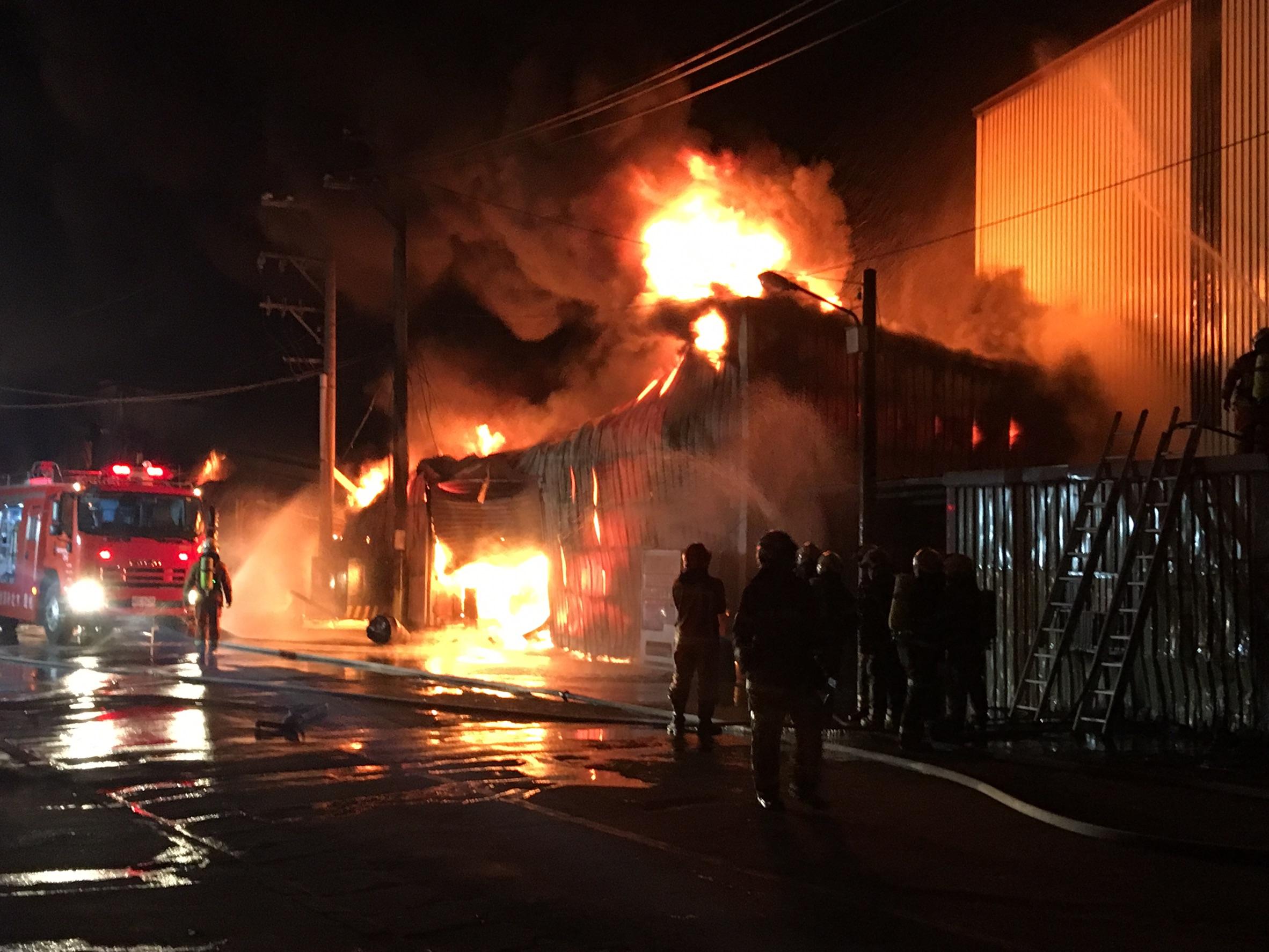 6 công nhân Việt Nam chết cháy trong khu nhà trọ bất hợp pháp ở Đài Loan