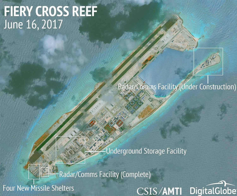 Trung Cộng cảnh báo Úc chớ can thiệp vào tình hình Biển Đông