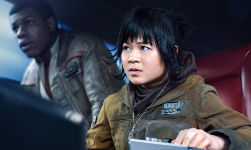 Ngôi sao gốc Việt của Star Wars học kiên nhẫn từ cha mẹ