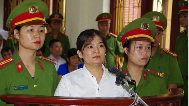 Bà Trần Thị Nga sắp ra tòa phúc thẩm